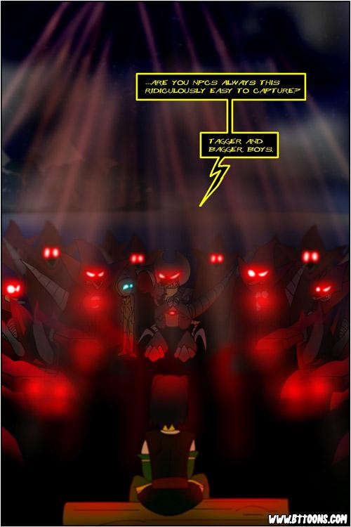 Dark Fission XI