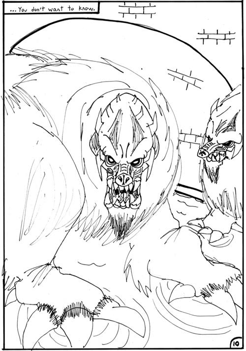 PTK Minicomic, Page 11/12