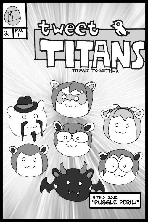 Fillertime: Tweet Titans Forever